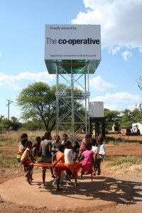 Co-operative to promote clean water for Africa campaign