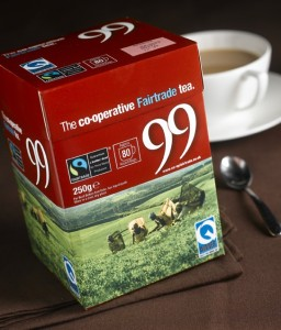 Co-operative in Fairtrade push