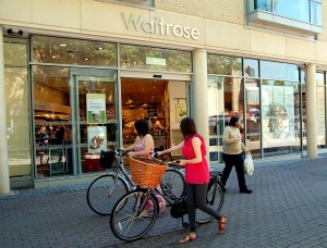 Does Waitrose have speciality food market sewn up?
