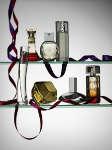 Half of all perfume sales happen in November and December, MBNA research reveals