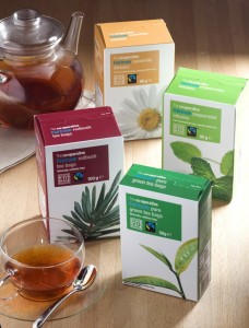 Co-operative extends own label Fairtrade teas