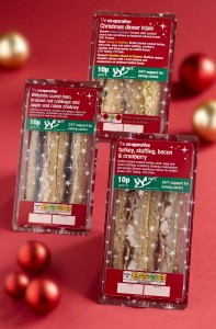 Co-operative to support young carers via sandwich sales
