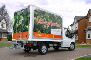 Online grocery shopping to reach £9.5bn by 2015