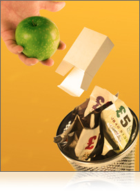 UK grocery industry sets new waste targets