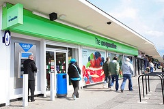 Co-operative targets better availability with central store replenishment