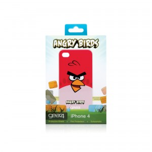GEAR4 launches Angry Birds iPhone and iPod cases
