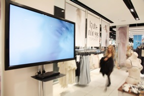 LG Electronics widens distribution of digital signage solution