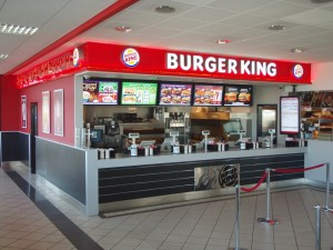 Moto motorway service stations launch click & collect, starting with Burger King