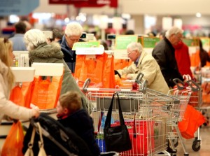 Sainsbury's lifts market share and overtakes Asda as UK's number two supermarket