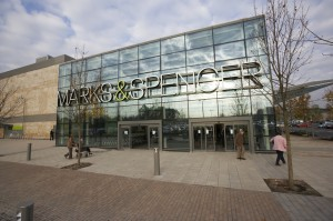 M&S starts fitting out new store at Rochdale Riverside