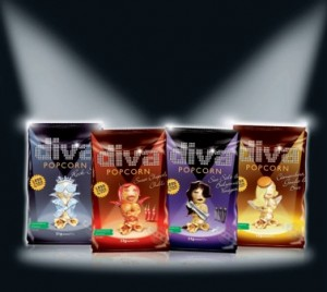 Celebrate National Popcorn Day, says Diva brand