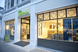 Waitrose lifts food sales by 4% and pushes home value and top-tier