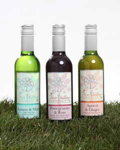 Waitrose shoppers develop taste for Five Valleys Cordials