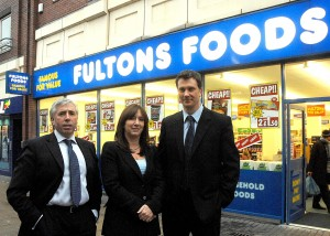 Discount grocer Fultons Foods moves into private ownership