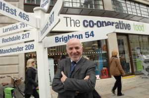 Co-operative opens flagship store on the Strand