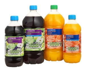 Co-operative concentrates squash to cut packaging by 40%