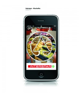 Spar launches iPhone app and mobile payment technology