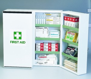Poorly stocked first aid kits puts employees at risk, says Slingsby