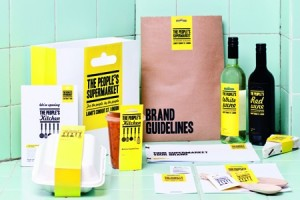 People's Supermarket wins brand design award