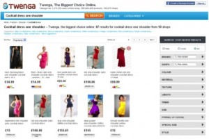 Twenga revamps web site to improve shopper experience