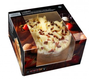 Co-operative launches Truly Irresistible Triple Layer Cake