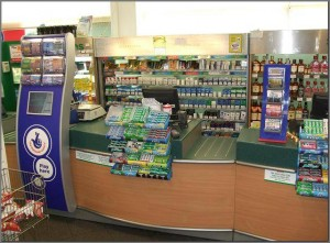 Spar stores help Camelot post record Lottery results