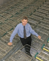 Wanzl business re-manufactures shopping trolleys to cut retail costs