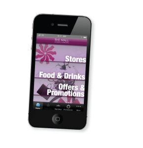 Cribbs Causeway shopping centre launches free app