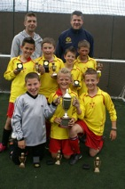 Black Country schools battle it out in AF Blakemore football contest