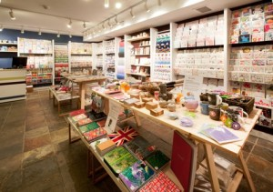 Eco stationery supplier wins Lake District visitor centre deal