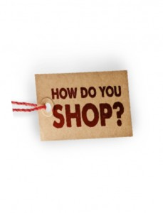 Tracking company to quiz shoppers about shopping experience