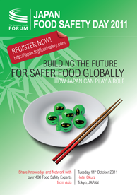 Consumer Goods Forum launches Japan Food Safety Day 2011