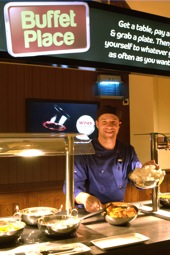 Brewers Fayre rolls out digital signage for buffet concept