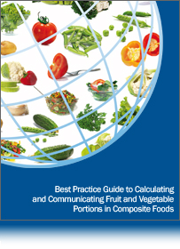 IGD: half portions to count towards 5-a-day intake