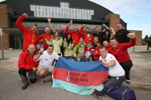 Shop Direct boss raises £15,000 for UK's military heroes
