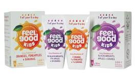 Feel Good Drinks ties up with Kickers in back to school offer