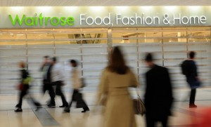 Waitrose steps into fashion and beauty market in Canary Wharf