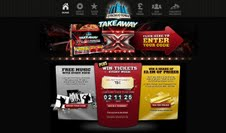 Chicago Town launches digital campaign for X Factor pizza