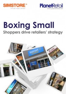 Shoppers drive retailers' strategy for smaller stores, finds report