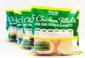 Plusfood promises quicker dinners with frozen flattened chicken fillets