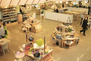 Marks & Spencer debuts natural Food Hall experience at Olympic site