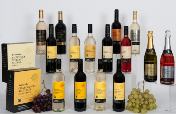 The Co-operative : promoting Fairtrade wines
