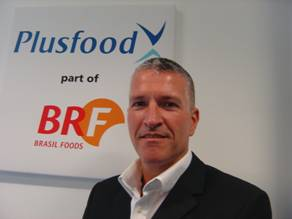 Plusfood UK general manager takes on European role