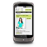Percentage of online sales completed by mobile doubles within a year, figures find