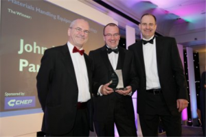 John Lewis scoops logistics award for flagship distribution centre
