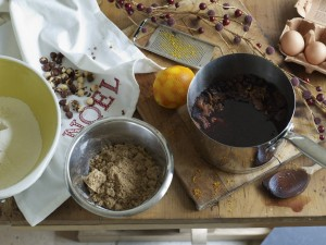 Miers launches Christmas blog with Sainsbury's on Yahoo! Lifestyle