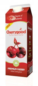 Cherrygood launches chilled cherry juice in the UK