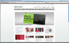 John Lewis simplifies customer search to improve online experience