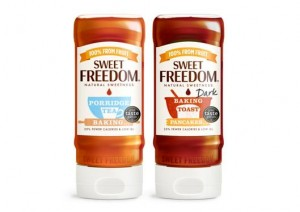 Sweet Freedom unveils new look and wins supermarket listings