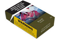 High streets will be hit hard by plain packaging for tobacco products, study finds